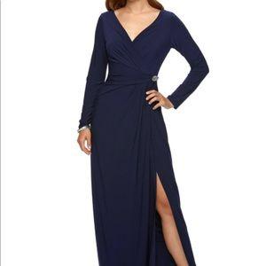 A gorgeous NWT Chaps Evening Dress